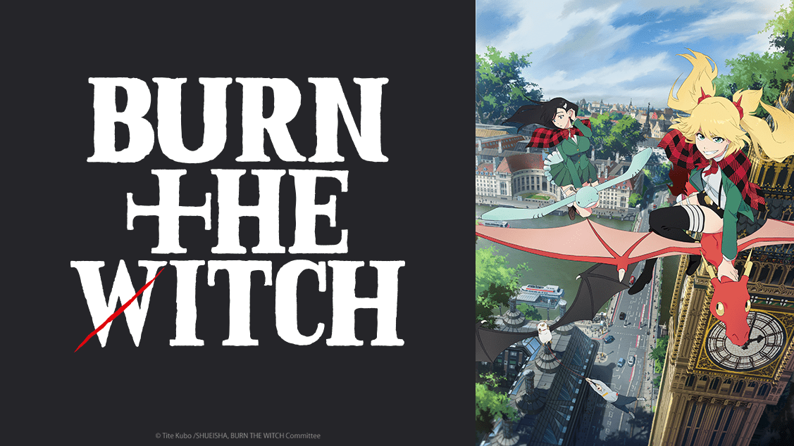 Planet Manga annuncia l'arrivo di Burn the Witch in Italia!