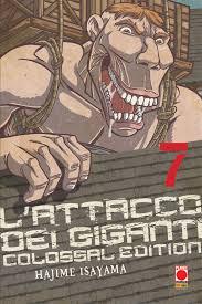 L'Attacco dei Giganti Colossal Edition